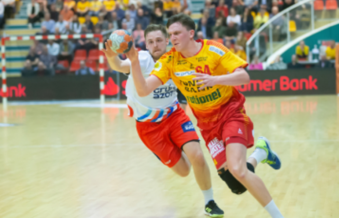 Molten Vm 2019 Håndbold Finale Bold Limited › hvid & rød